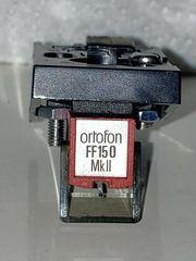 ORTOFON FF15O MKii AUF DUAL
