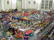 LEGO EISENBAHN-ANLAGE