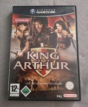 King Arthur Nintendo GameCube 2005