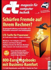 c t - Magazin für Computer