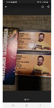 mario barth Tickets golden tickets