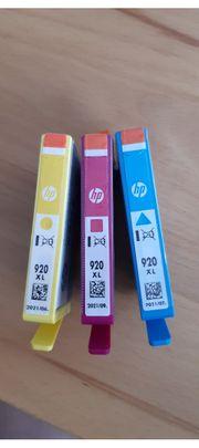 HP 920 XL Farbpatronen