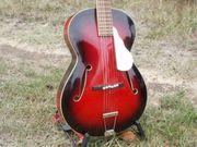 Framus Archtop Jazz-Gitarre 5 51