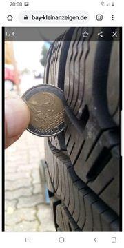 4 Winter Reifen mit Stahl