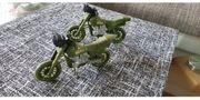 Spielzeug Motorräder Army