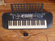 elektrisches Klavier