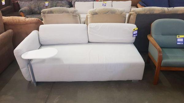 Sofa mit Schlaffunktion 180x85x40 Tisch