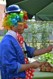 Kindergeburstag Show Clown Komedie Veranstaltung