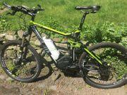 Mountainbike HAIBIKE eQ Xduro FSRX