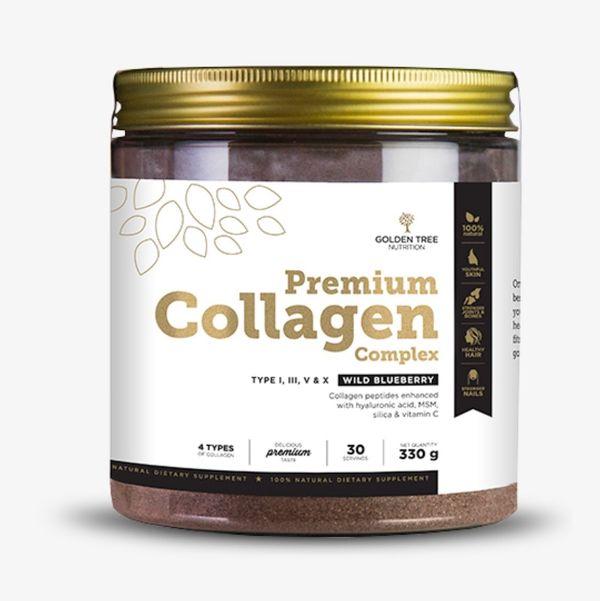 Collagen Pulver 5 Dosen