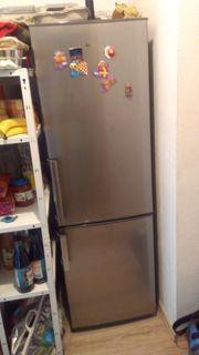 Amica Edelstahloptik Kühlschrank - aus meiner