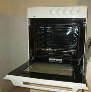 Elektroherd mit Kochplatten