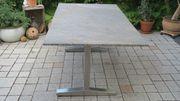 Gartentisch Granit - 160 x 90