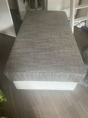 L-Sofa Schlafcouch