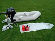 Schlauchboot Allroundmarin Budget 320 ALU