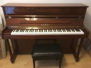 Kawai Piano K-2 nussbaum poliert