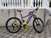 Haibike E-Mountainbike Fully