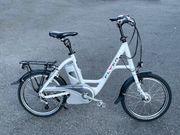 FLYER ISY E-BIKE Elektrofahrrad E-Citybike