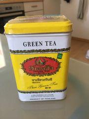 grüner Tee aus Thailand