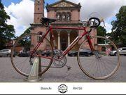 Bianchi Rennrad 60er Jahre in