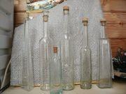 Glasflaschen besondere Formen