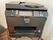 EPSON Multifunktionsdrucker WP 4545