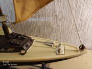 Kunststoffsegelboot