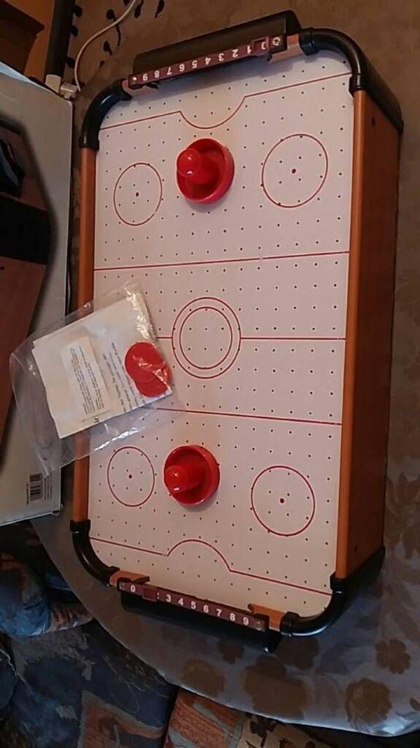 SPIEL Mini-Air-Hockey ein toller Spass
