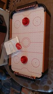 SPIEL Mini-Air-Hockey ein toller Spass