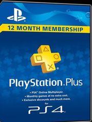 Playstation PSN PLUS DE 365
