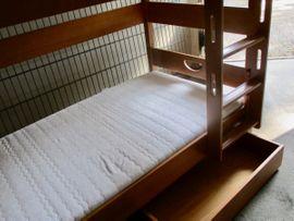 Kinder-/Jugendzimmer - PAIDI Etagenbett VARIETTA Buche