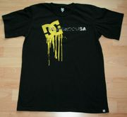 Schwarzes T-Shirt - Kindergröße XL - NEU -