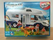 PLAYMOBIL 4859 Familien-Wohnmobil