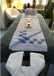 Massage gibt Freude u Vitalität