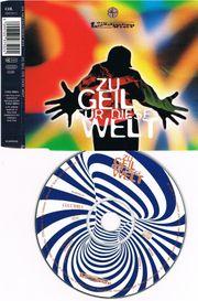 Maxi-Single CD - Die Fantastischen Vier -
