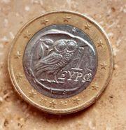 2002 Griechenland 1 - EUR S