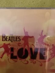 CD THE BEATLES Love 26