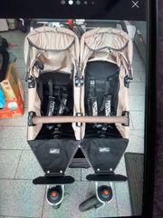 Tfk Zwillingskinderwagen