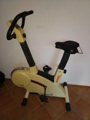 Heimtrainer Fitnessbike Trimmrad Ergometer Fahrrad
