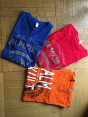 NEU Drei T-Shirts Almkult 100