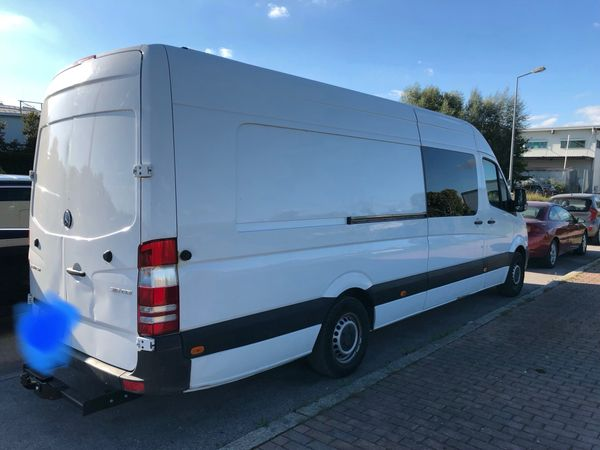 Mercedes-Benz 316 CDI Sprinter Maxi