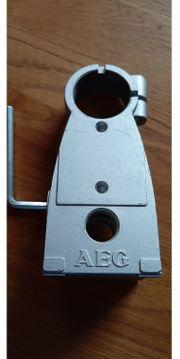 AEG Bohrmaschinenhalter - Gebraucht - siehe Org Bilder
