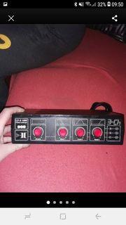 3 kanal licht orgel super