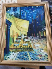 Gemälde aus Ölfarben