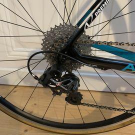 Argon 18 Gallium Pro Team: Kleinanzeigen aus Frankfurt Gutleutviertel - Rubrik Mountain-Bikes, BMX-Räder, Rennräder