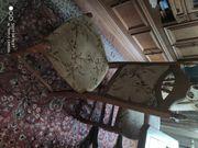 Rustikale Stühle Eiche massiv