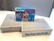 Fischer Technik Bausatz mit 4
