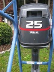 25 PS Yamaha Außenbordmotor