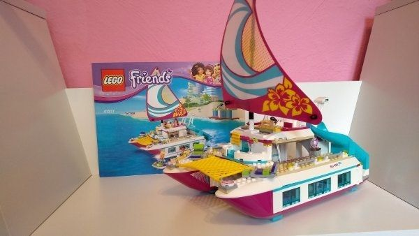 Lego Friends Boot 41317