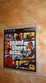 Verkaufe Grand Theft Auto Five